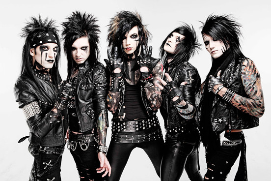 "NUOVO VIDEO: ""Heart of Fire"" by Black Veil Brides"