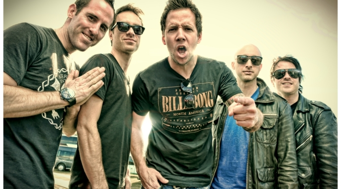 "NUOVO ALBUM: ""Taking One for the Team"" by Simple Plan"