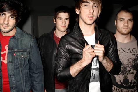 """All Time Low: """"Don't Panic"""" promo video #9"""