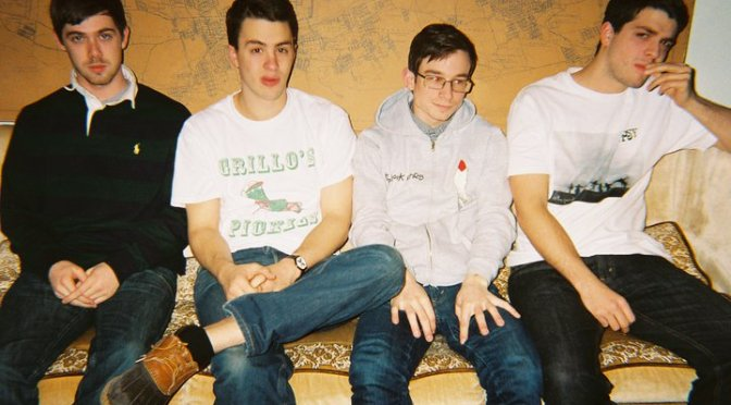 """NUOVA CANZONE: """"Chlorine"""" by Title Fight"""