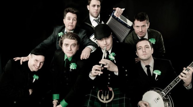 Dropkick Murphys + Flogging Molly in Italia