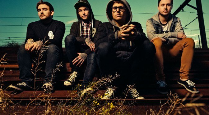 "NUOVO VIDEO: ""Shine On"" by The Amity Affliction"