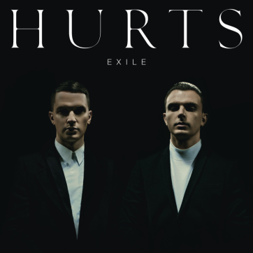 """""""Exile"""" by Hurts"""