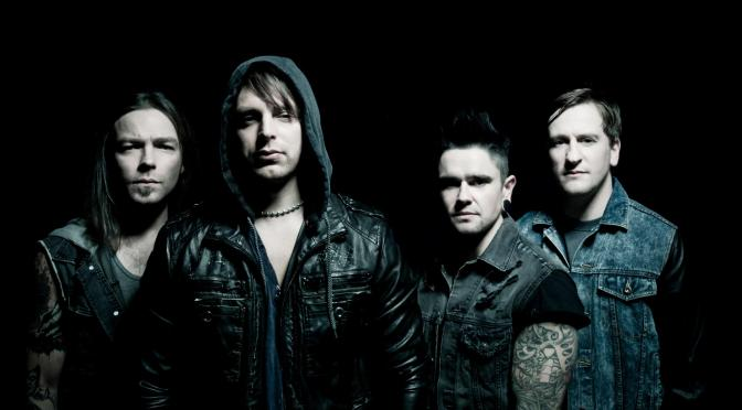 "NUOVO LYRIC VIDEO: ""No Way Out"" by Bullet For My Valentine"
