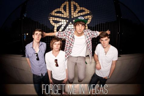 forget me in vegas