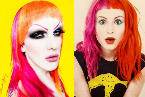 jeffree star hayley williams