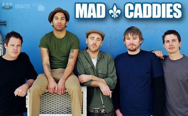 Mad Caddies in Italia