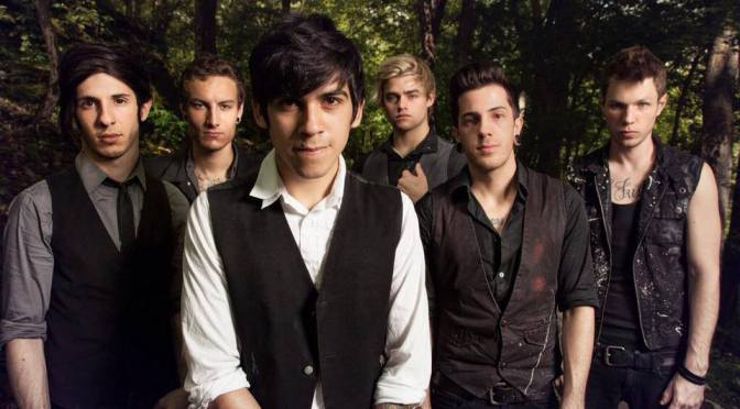 "NUOVA CANZONE: ""Prisoners of War"" by Crown the Empire"
