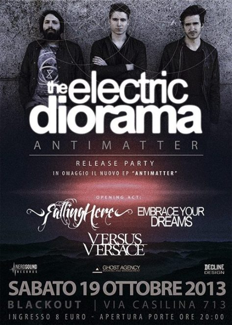 release party the electric diorama