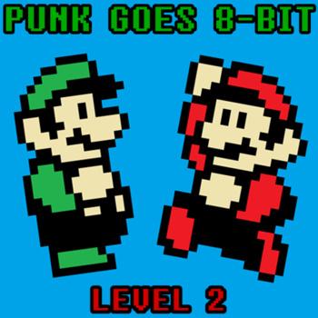 punk goes 8 bit
