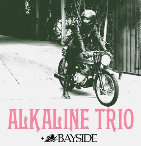 alkaline trio bayside