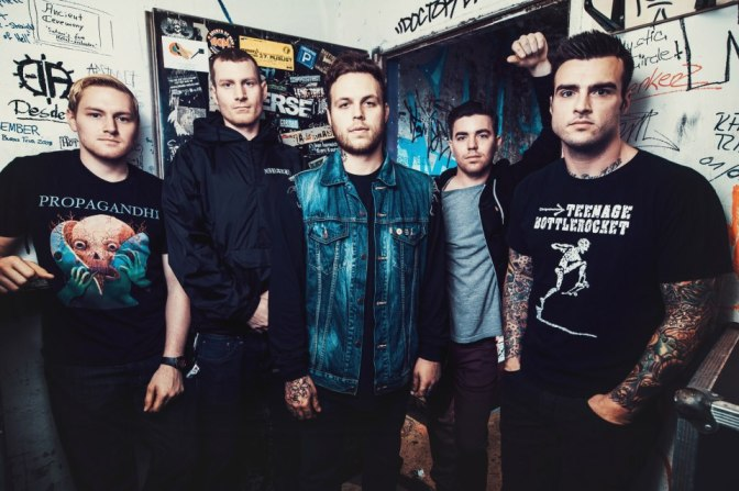 Interview with Stick To Your Guns