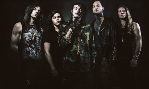"""NUOVA CANZONE: """"Suffer"""" by Get Scared"""