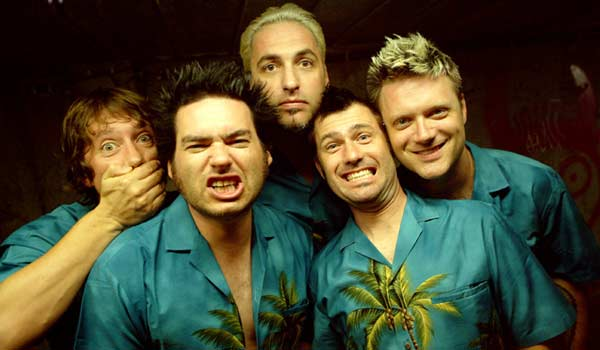 Me First and The Gimme Gimmes in Italia