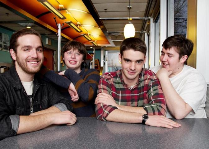 "NUOVA COVER: ""When You Were Young"" by Modern Baseball"