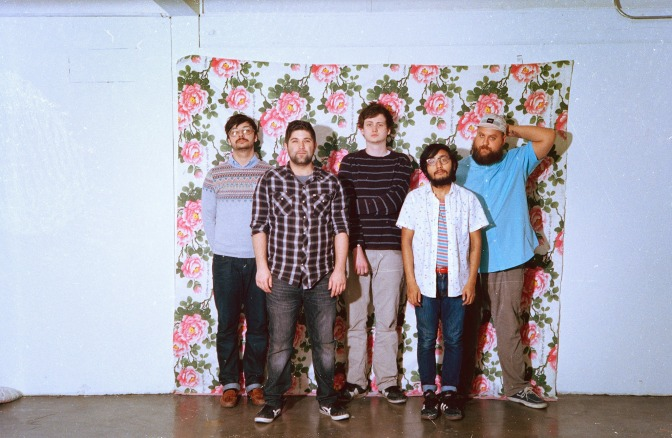 """NUOVA CANZONE: """"Weave"""" by Foxing"""