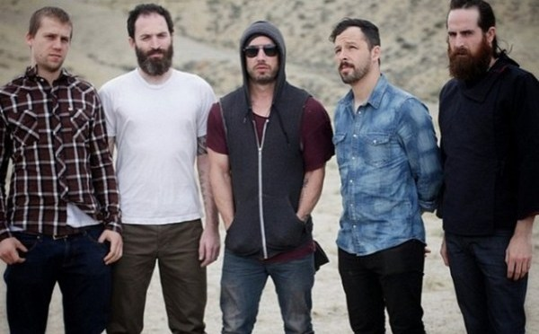 The Dillinger Escape Plan in Italia