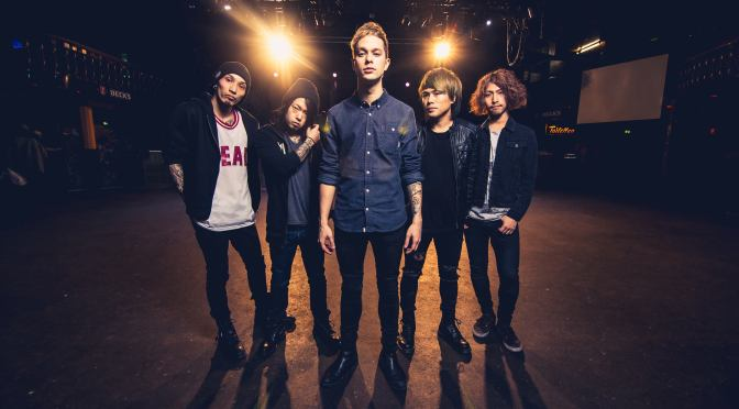 """NUOVA CANZONE: """"Gone"""" by coldrain"""