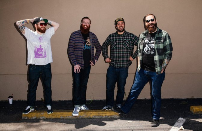 Interview with Four Year Strong