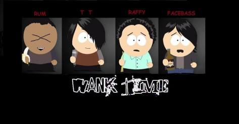 wank time