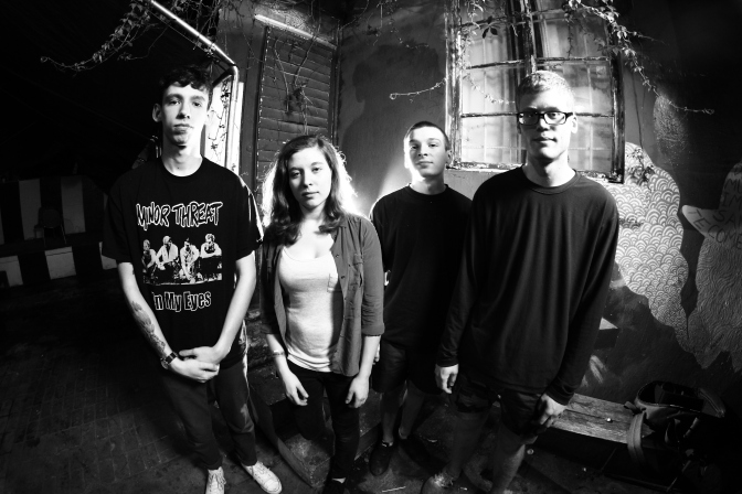 "NUOVO VIDEO: ""The Mud"" by Code Orange"