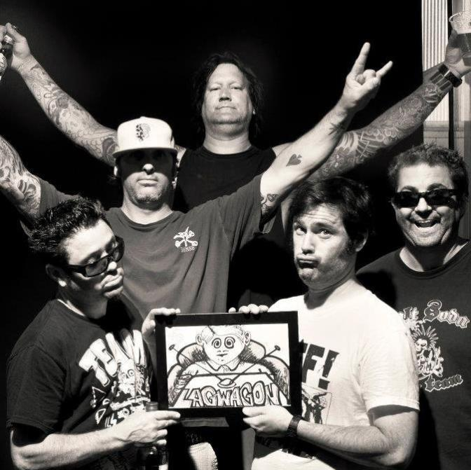 Lagwagon in Italia