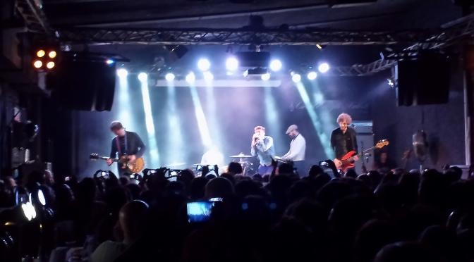 """We make noises that make you happy"" – Kaiser Chiefs @ Circolo degli artisti, Roma 14-10-14"