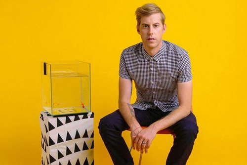 """NUOVA CANZONE: """"Walking in My Sleep"""" by Andrew McMahon in the Wilderness"""