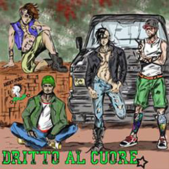 """""""Dritto Al Cuore"""" by Angry Punx"""