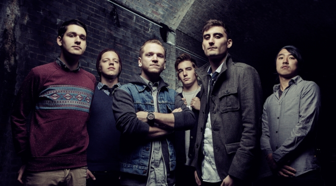 "NUOVA COVER: ""I Knew You Were Trouble"" by We Came As Romans"