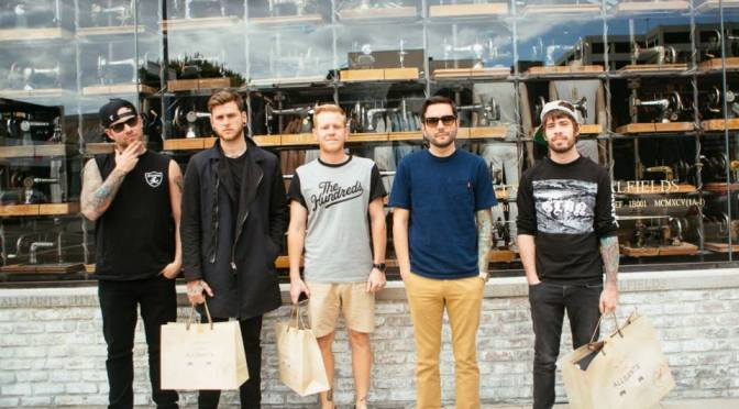 "NUOVO VIDEO: ""City of Ocala"" by A Day to Remember"