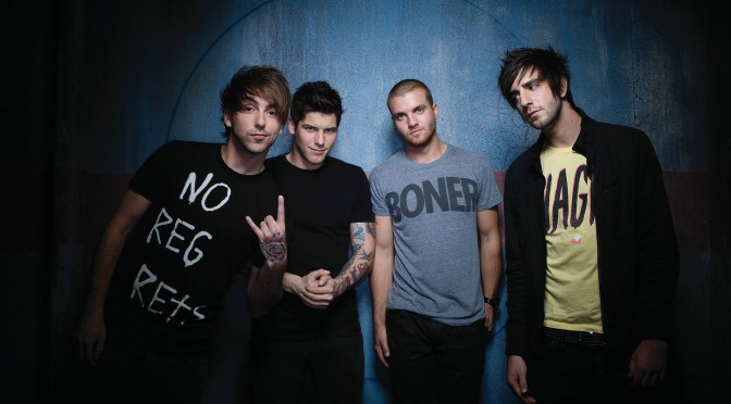 "NUOVA CANZONE: ""Kids In The Dark"" by All Time Low"