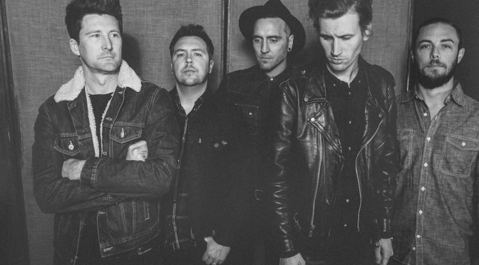 """NUOVO VIDEO: """"We Are Destroyer"""" by Anberlin"""