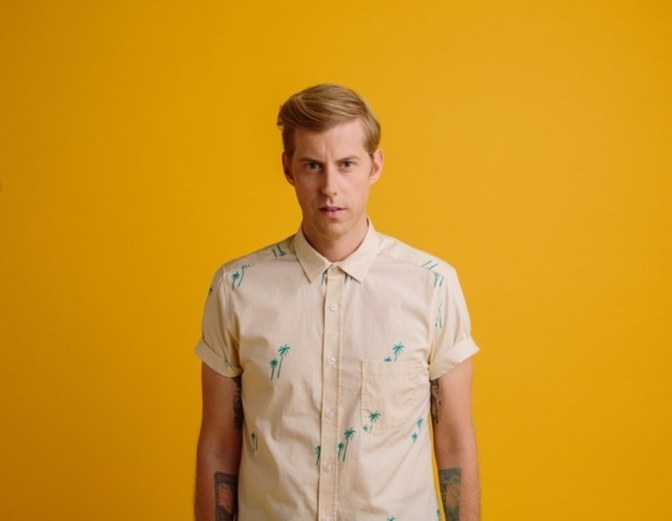 """NUOVA CANZONE: """"Brooklyn, You're Killing Me"""" by Andrew McMahon in the Wilderness"""