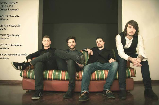 """NUOVO VIDEO: """"Juliet"""" by New Year's Eve"""