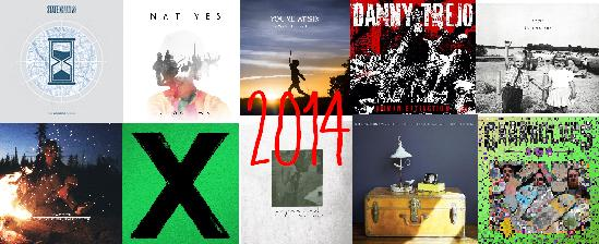 TOP 10: Best Albums of The Year 2014