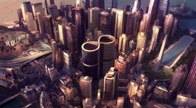 """Sonic Highways"" by Foo Fighters"