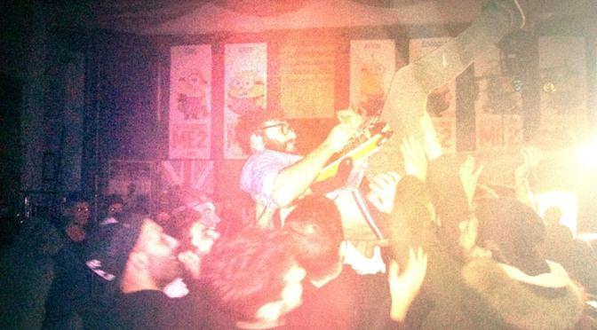 """""""DEH"""" – College Fest @ Albenga, 10-01-15"""