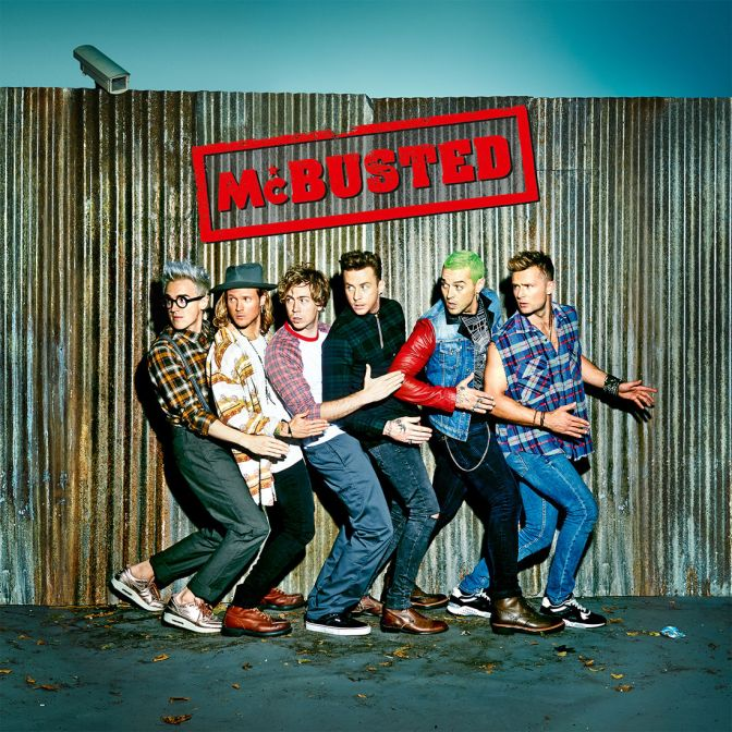 """McBusted"" by McBusted"