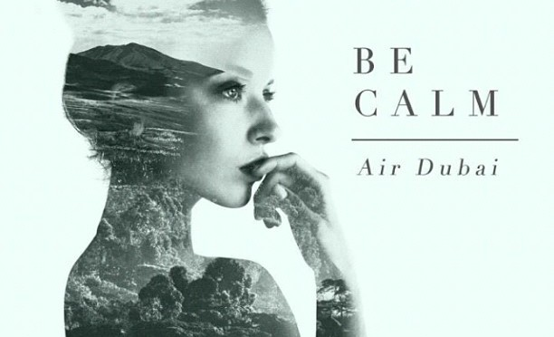 "SOC: ""Be Calm"" by Air Dubai"