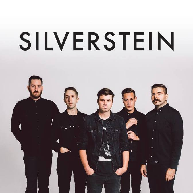 Silverstein in Italia!