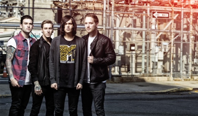 "LIVE: ""If I'm James Dean, You're Audrey Hepburn"" by Sleeping with Sirens"