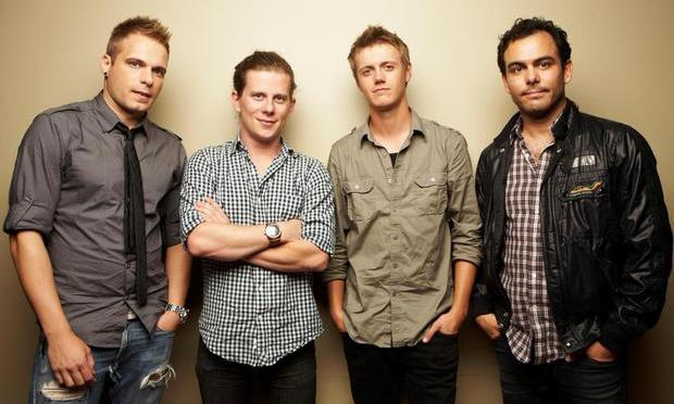 "ACOUSTIC: ""Say Anything (Else)"" by Cartel"