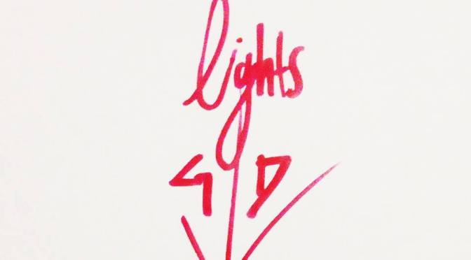 "NUOVA COVER: ""Memory"" by Lights Go Down"