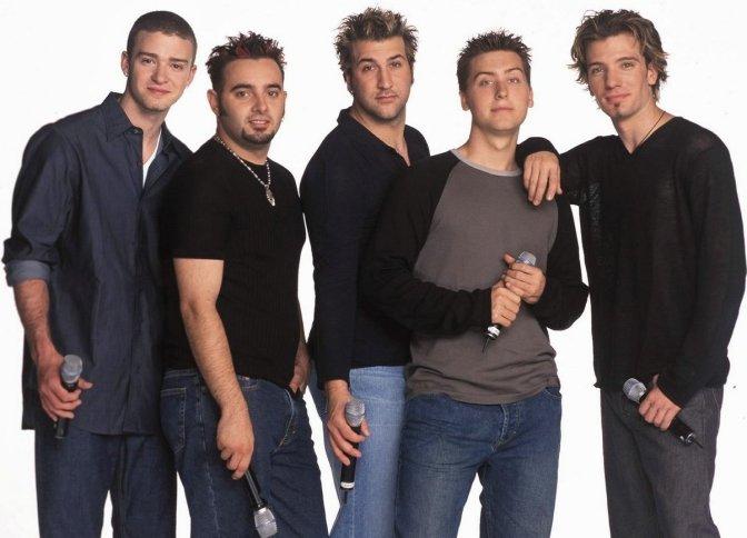 Justin Timberlake e gli 'NSYNC di nuovo insieme