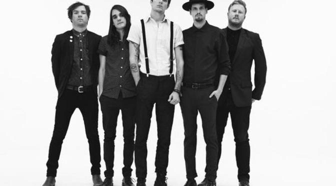 "NUOVA CANZONE: ""English Girls"" by The Maine"