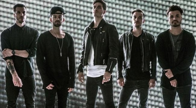 """NUOVA CANZONE: """"Infinity"""" by Young Guns"""