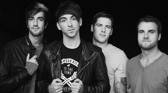 Interview with All Time Low (Press Conference)