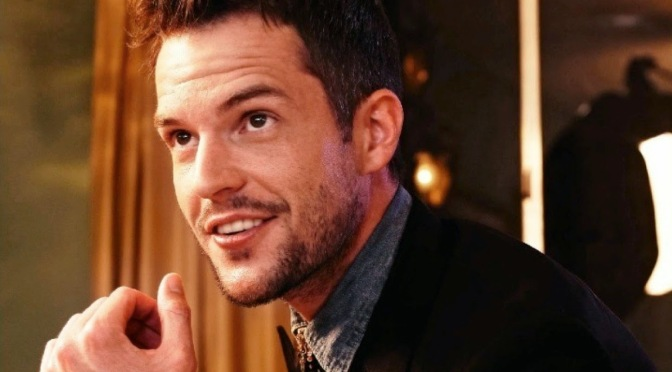 Brandon Flowers in Italia!