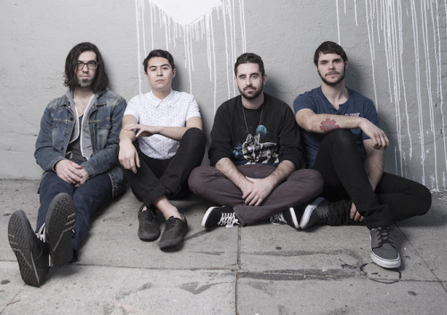 """NUOVA CANZONE: """"Friends"""" by I the Mighty feat. Max Bemis"""